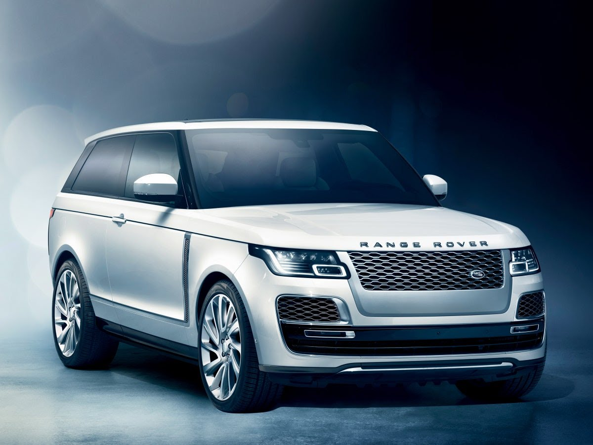 $295,000 Range Rover SV Coupe released